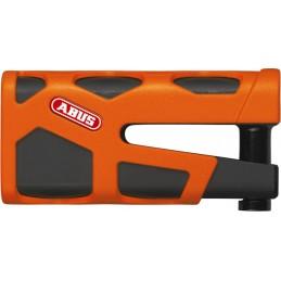 Zámok na motocykel ABUS Granit Sledg 77 Web orange