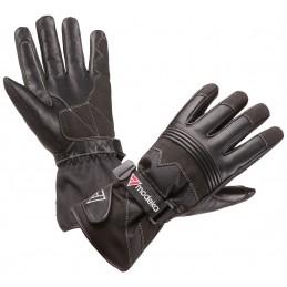 Detské rukavice na motorku MODEKA Freeze Evo black