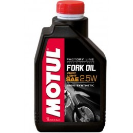 MOTUL Fork Oil Factory line...