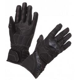 Dámske rukavice na motorku MODEKA Lady black