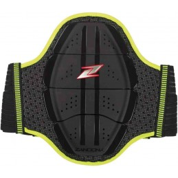 Bedrový chránič na motocykel ZANDONA Shield Evo X5 black/yellow