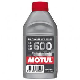 MOTUL RBF600 brzdová kvapalina Factory line DOT4