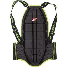 Chránič chrbta na motocykel ZANDONA Shield Evo 180/195cm black/yellow