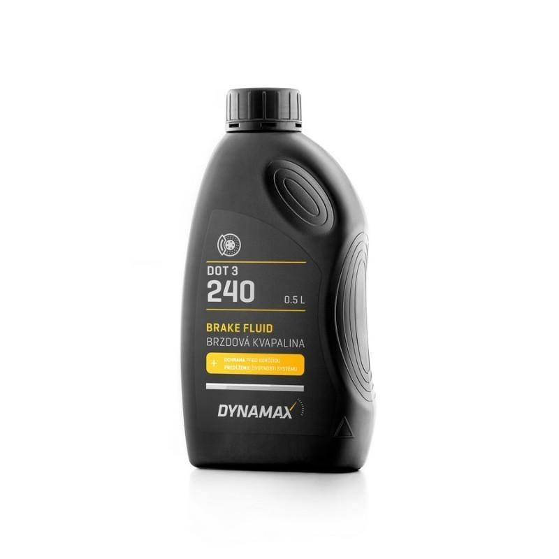 Brzdová kvapalina Dynamax DOT3 265 0,5l