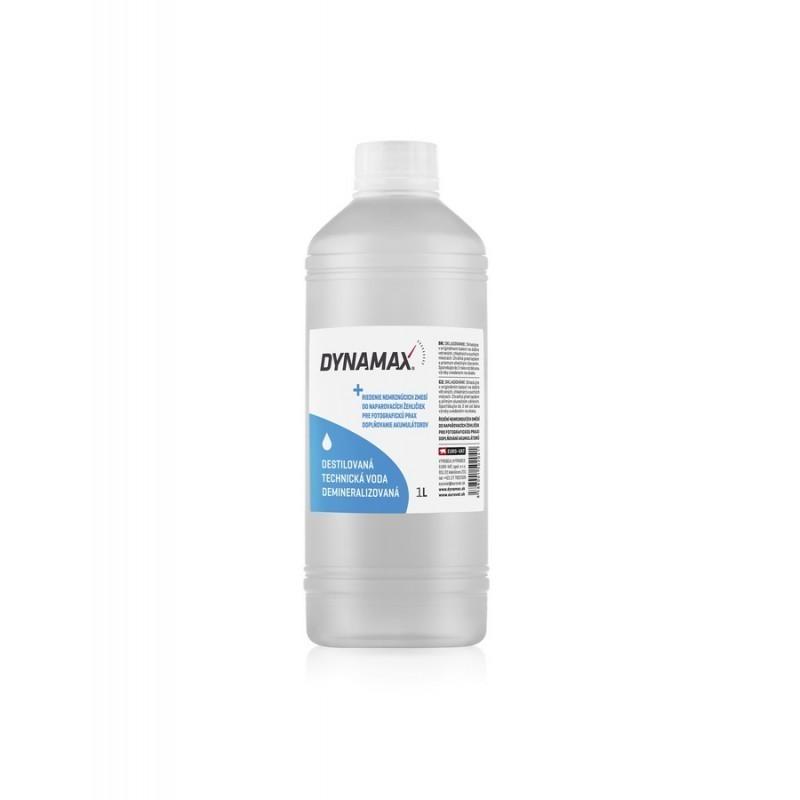 Destilovaná voda Dynamax 1l