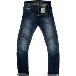 Dámske nohavice na motorku MODEKA Sorelle blau