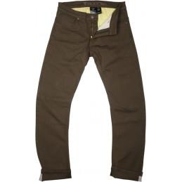 Nohavice na motorku MODEKA Bradon brown