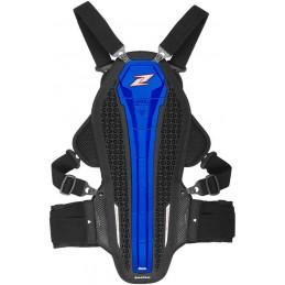 Chráničová vesta na motocykel ZANDONA Hybrid Armor X7 blue