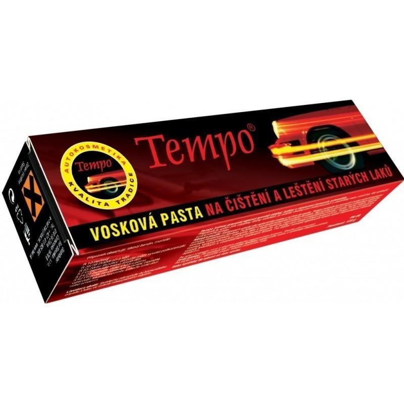 Čistiaca pasta Tempo na staré laky 120g