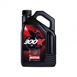 MOTUL 300V FL Road Racing 5W30 4T 4l
