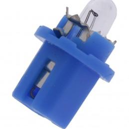 Žiarovka na motorku JMP BX8.5D 1.2W 12V blue