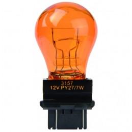 Žiarovka na motorku JMP W2.5X16Q 27/7W 12V orange
