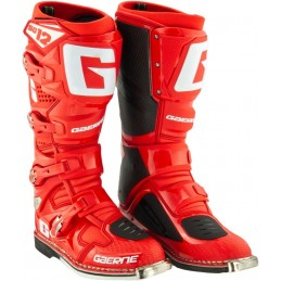 Topánky na motorku GAERNE SG-12 Red/White/Black