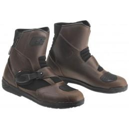 Topánky na motorku GAERNE G. Stelvio Aquatech brown