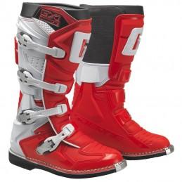 Topánky na motorku GAERNE GX-1 Goodyear red
