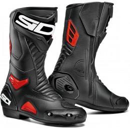 Topánky na motorku SIDI Performer black/red