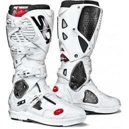 Topánky na motorku SIDI Crossfire 3 SRS white