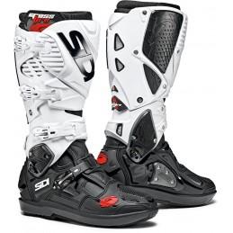 Topánky na motorku SIDI Crossfire 3 SRS black/white