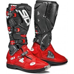 Topánky na motorku SIDI Crossfire 3 black/red