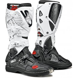Topánky na motorku SIDI Crossfire 3 black/white