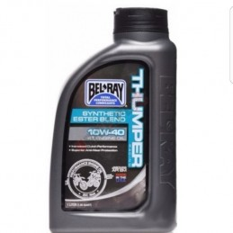 Belray Thumper Racing Synthetic Ester Blend 4T 10W-40 1 l