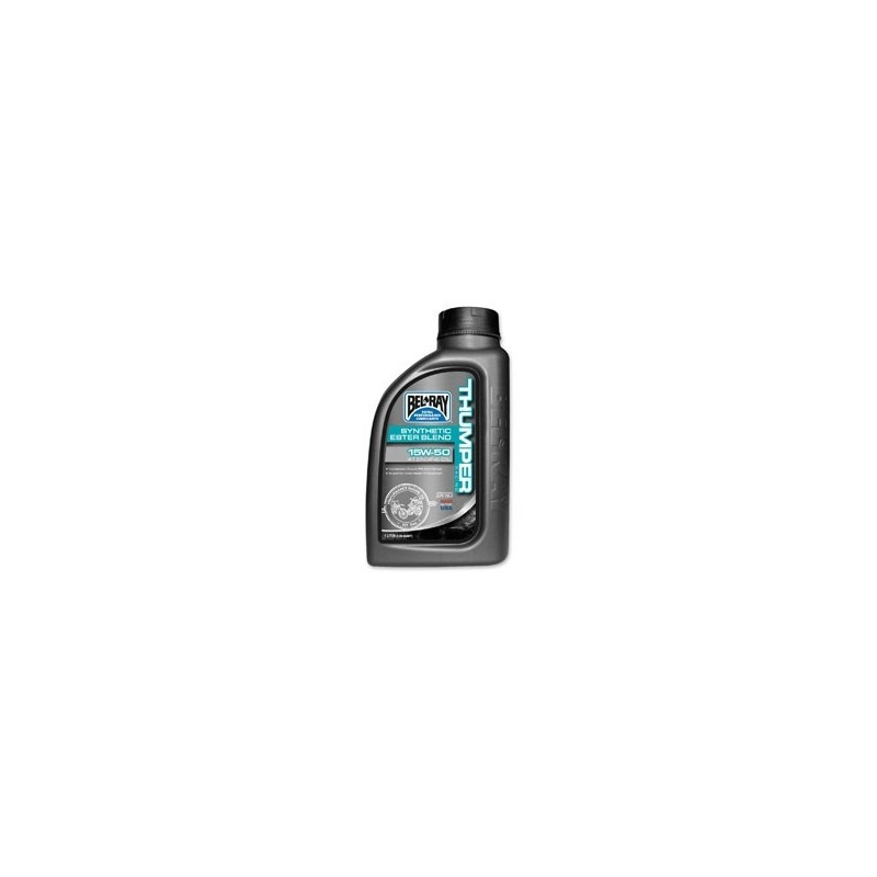 Belray Thumper Racing Synthetic Ester Blend 4T 15W-50 1 l