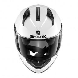 Prilba na motorku SHARK Ridill Blank white