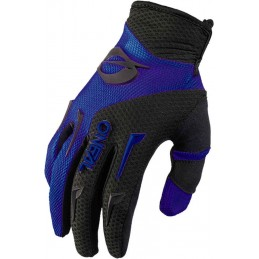 MX rukavice Oneal Element blue/black