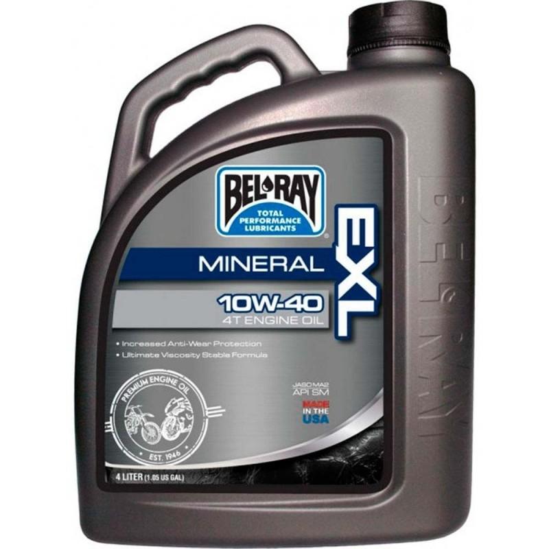 Belray EXL Mineral 4T 10W-40 4 l