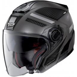 Prilba na motocykel NOLAN N40-5 Beltway matt black
