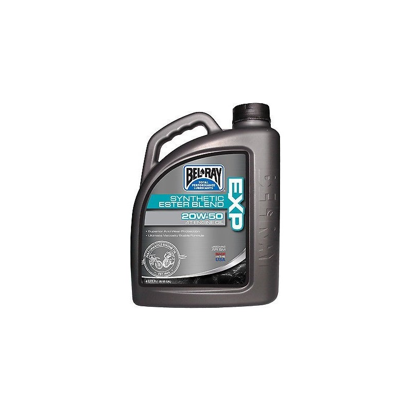 Belray EXP Synthetic Ester Blend 4T 20W-50 4 l
