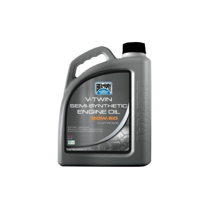 Belray V-TWIN Semi Synthetic 20W-50 4 l