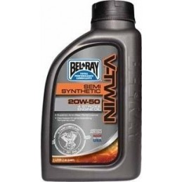 Belray V-TWIN Semi Synthetic 20W-50 955 ml