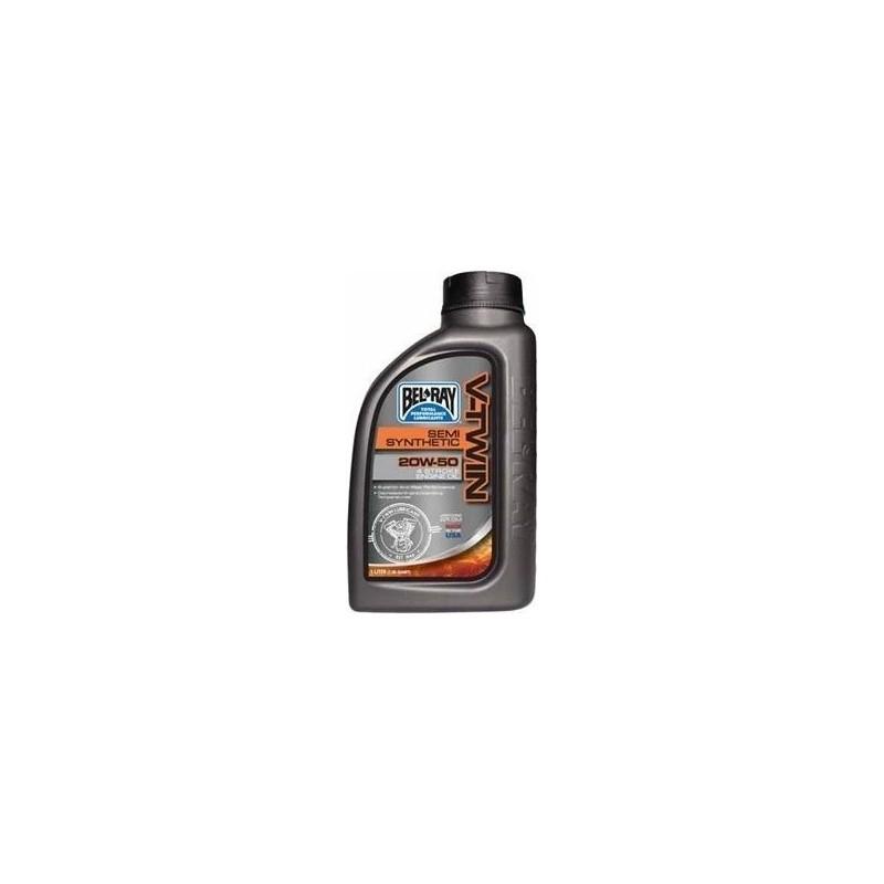 Belray V-TWIN Semi Synthetic 20W-50 955 ml