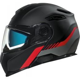 Prilba na motocykel NEXX X.Vilitur Latitude black/red