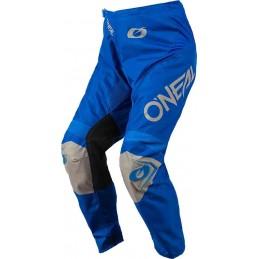 MX nohavice na motocykel Oneal Matrix blue