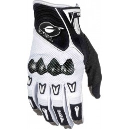 MX rukavice Oneal Butch Carbon 2018 black/white