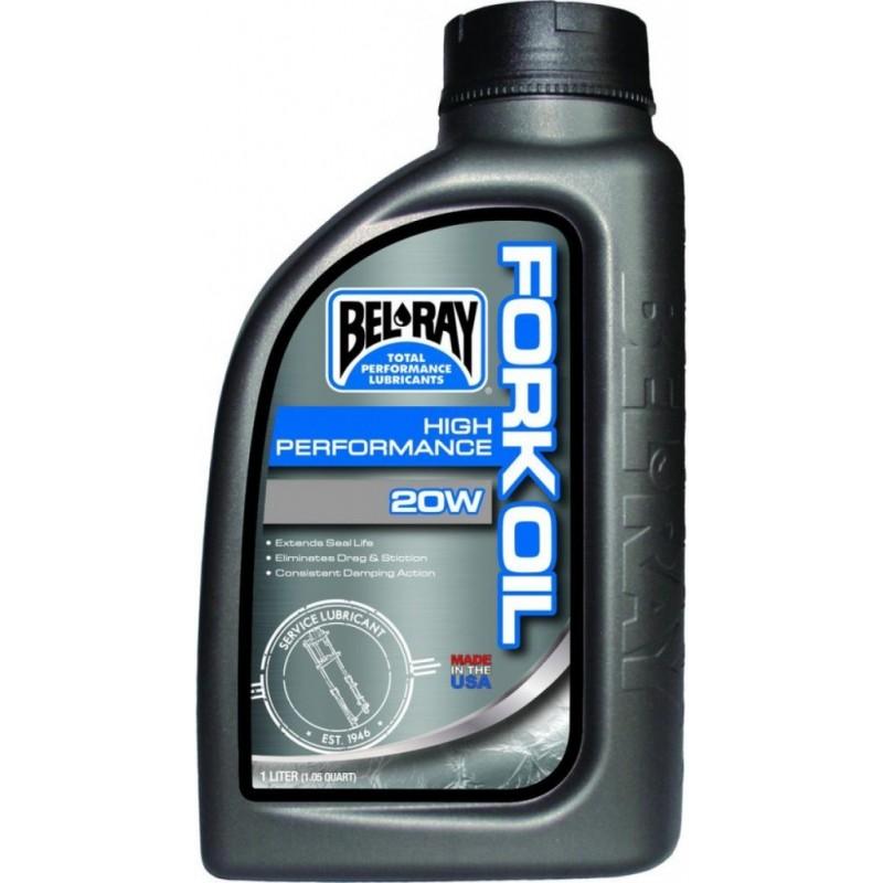 Belray High Performance Fork Oil 20W 1 l
