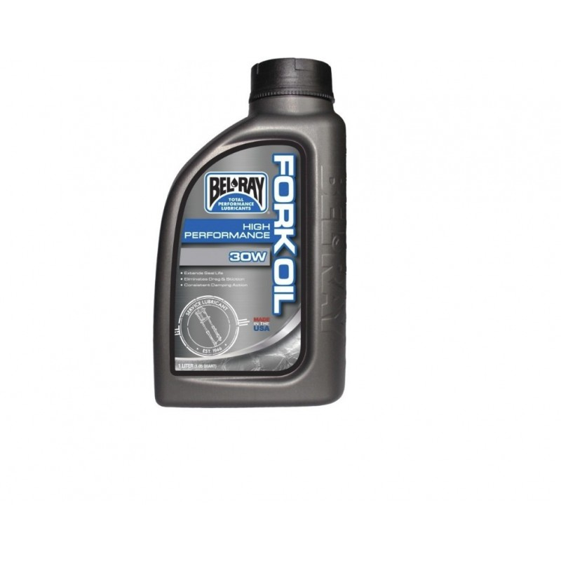 Belray High Performance Fork Oil 30W 1 l