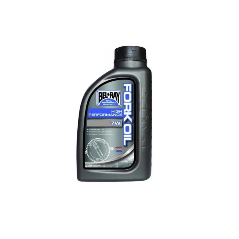 Belray High Performance Fork Oil 7W 1 l