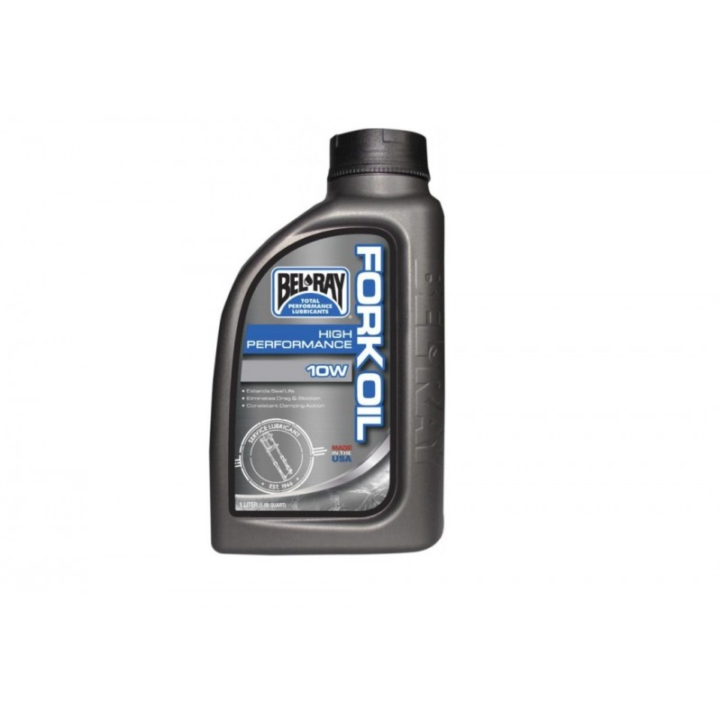 Belray High Performance Fork Oil 10W 1 l
