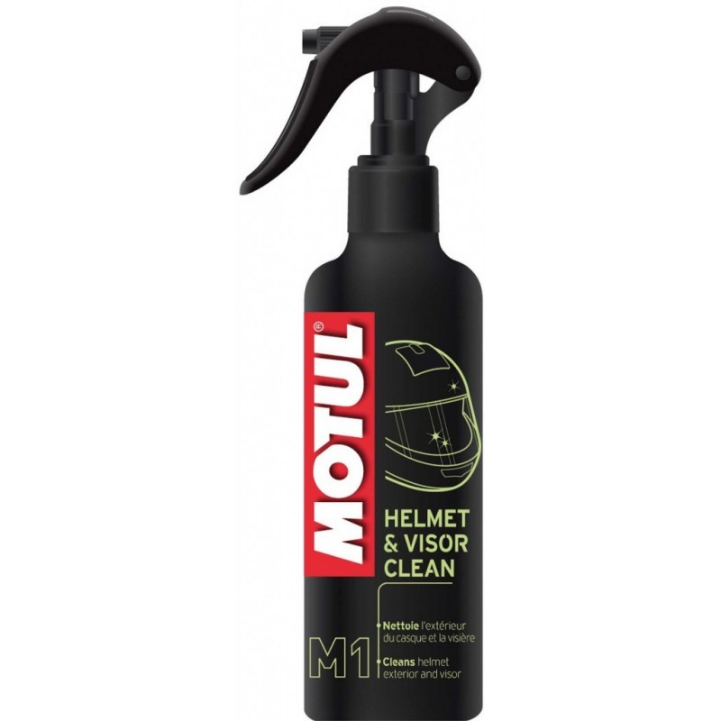MOTUL Helmet&Visor Clean M1 MC Care
