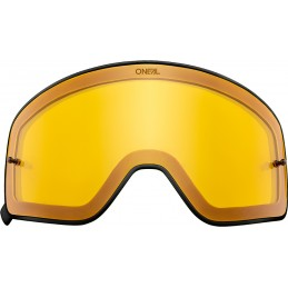 Plexi na okuliare Oneal B-50 yellow