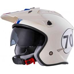 Prilba na motocykel Oneal Volt Herbie white