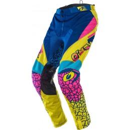 MX nohavice na motocykel Oneal Mayhem Crackle 91