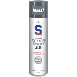 Sprej na reťaz S100 Weisses Kettenspray 400 ml