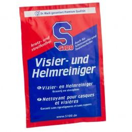 Čistiaci obrúsok na plexi/prilbu S100 Visier- und Helmreiniger