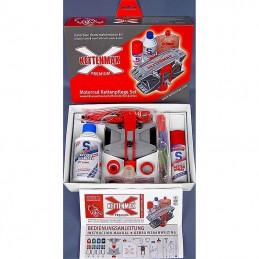 Práčka na čistenie reťaze S100 Premium Kettenmax Set