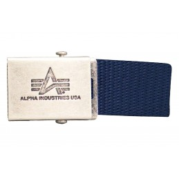 Opasok Alpha Industries Heavy Duty Belt blue