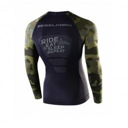 Pánske termo tričko REBELHORN Freeze Camo